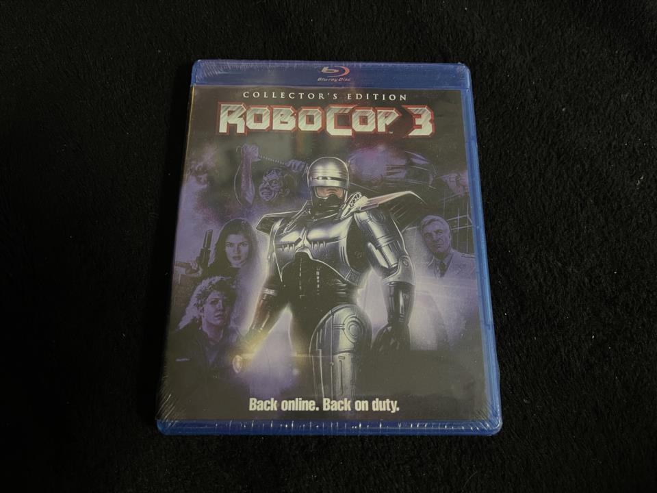 ROBOCOP 3 COLLECTOR'S EDITION (US)