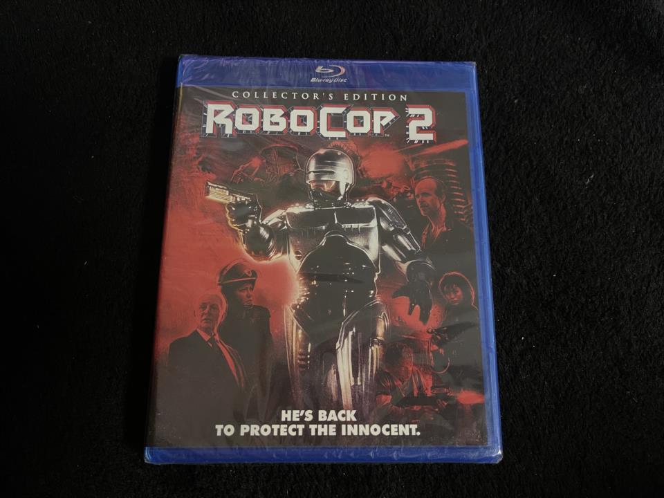 ROBOCOP 2 COLLECTOR'S EDITION (US)