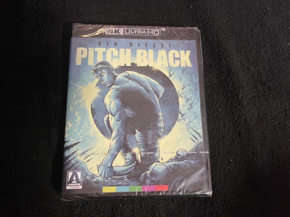 PITCH BLACK (US)