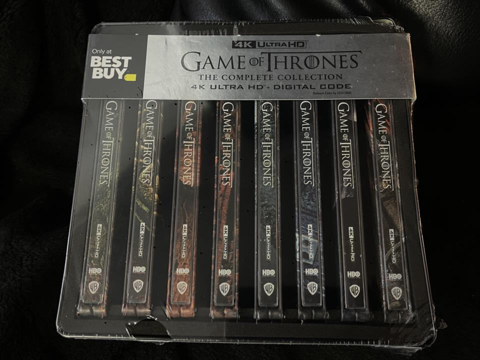 GAME OF THRONES THE COMPLETE COLLECTION (US)