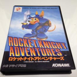ROCKET KNIGHT ADVENTURES (Japan) by KONAMI