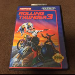 ROLLING THUNDER 3 (US) by NOW PRODUCTION