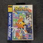 Ristar the shooting star (Japan) by SEGA