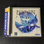 ECCO THE DOLPHIN CD (Japan) by NOVOTRADE