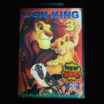 THE LION KING 3 (Taiwan) by XBOY