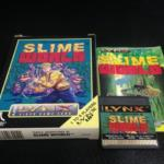SLIME WORLD (Japan) by Epyx