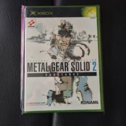 METAL GEAR SOLID 2 SUBSTANCE (Asia) by KONAMI