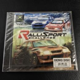 RALLISPORT CHALLENGE DEMO DISC (Japan) by DICE