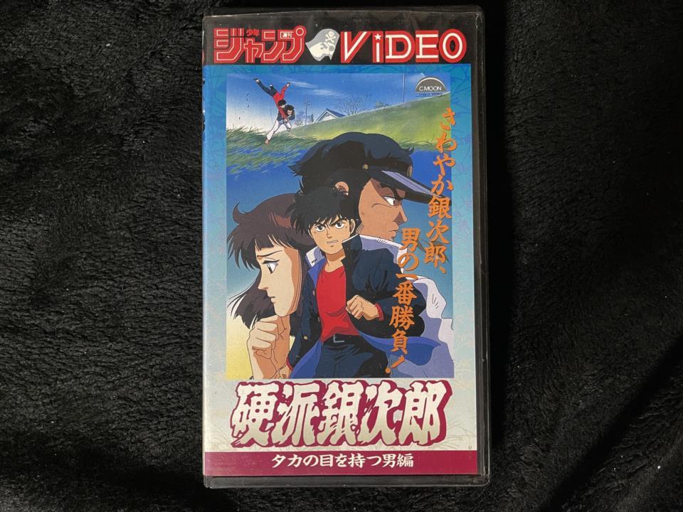 Loner Ginjiro: The Man With Hawk Eyes (Japan)