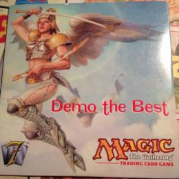 Magic: The Gathering TCG Demo (2001)