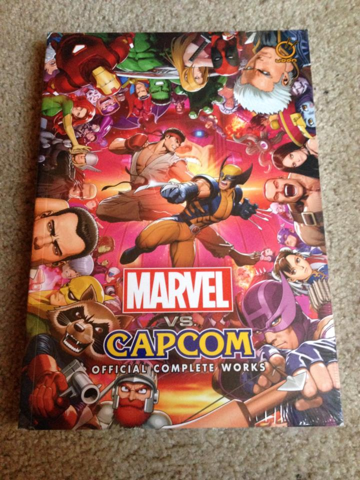 Marvel vs. Capcom Official Complete Works