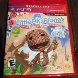 Little Big Planet: GOTY Edition