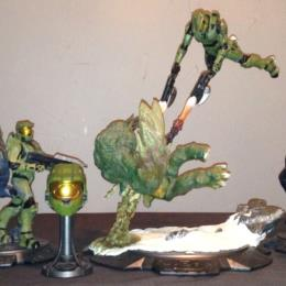 Weta Halo Collection
