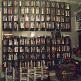 Full Xbox and Xbox 360 Collection: March 2013