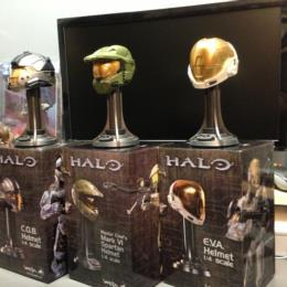 Halo Collection: Weta Helmets
