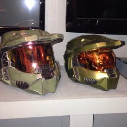 Master Chief Helmets