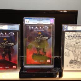 Halo Graded Comics