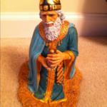 The Wise Man With Myrrh