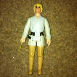 Luke Skywalker Blonde Hair