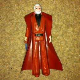 Obi-wan Kenobi White Hair