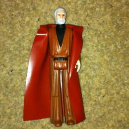 Obi-wan Kenobi Grey Hair