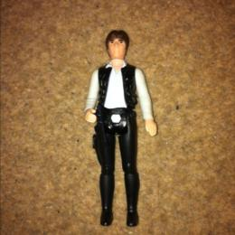 Han Solo Large Head