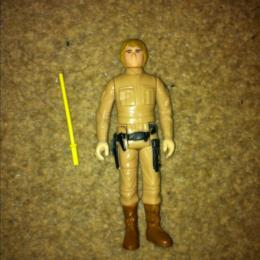 Luke Skywalker Brown Hair