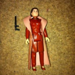 Princess Leia Bespin