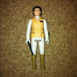 Princess Leia Hoth