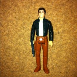 Han Solo Bespin
