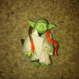 Yoda Orange Snake
