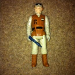 Rebel Soldier Hoth