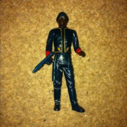 Bespin Security Guard Black