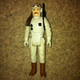 Rebel Commander Hoth