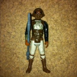 Lando Calrissian Skiff Guard