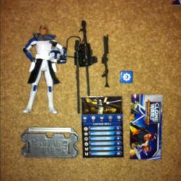 Star Wars Clone Wars Loose