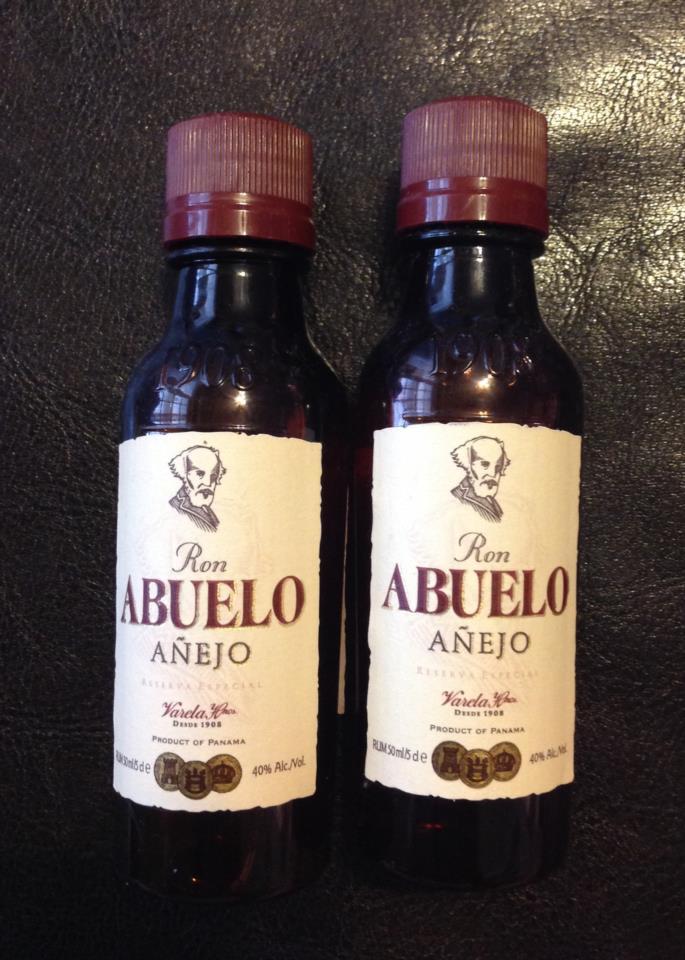Rum Abuelo Añejo