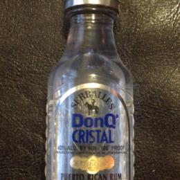 Rum DonQ Cristal