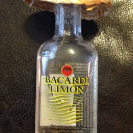 Rum Bacardi Limón