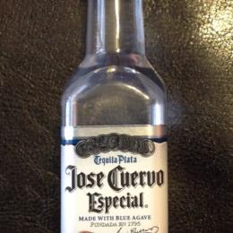 Tequila Plata Jose Cuervo Especial
