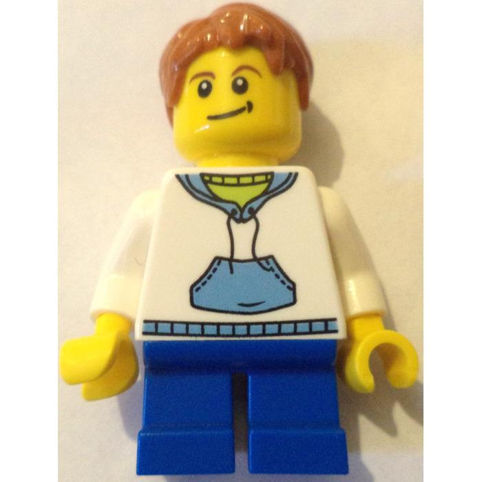 Deluxe Brick Box Male Minifigure