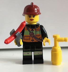 Seasonal: Female Firefighter