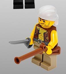 Pirates: Old Pirate