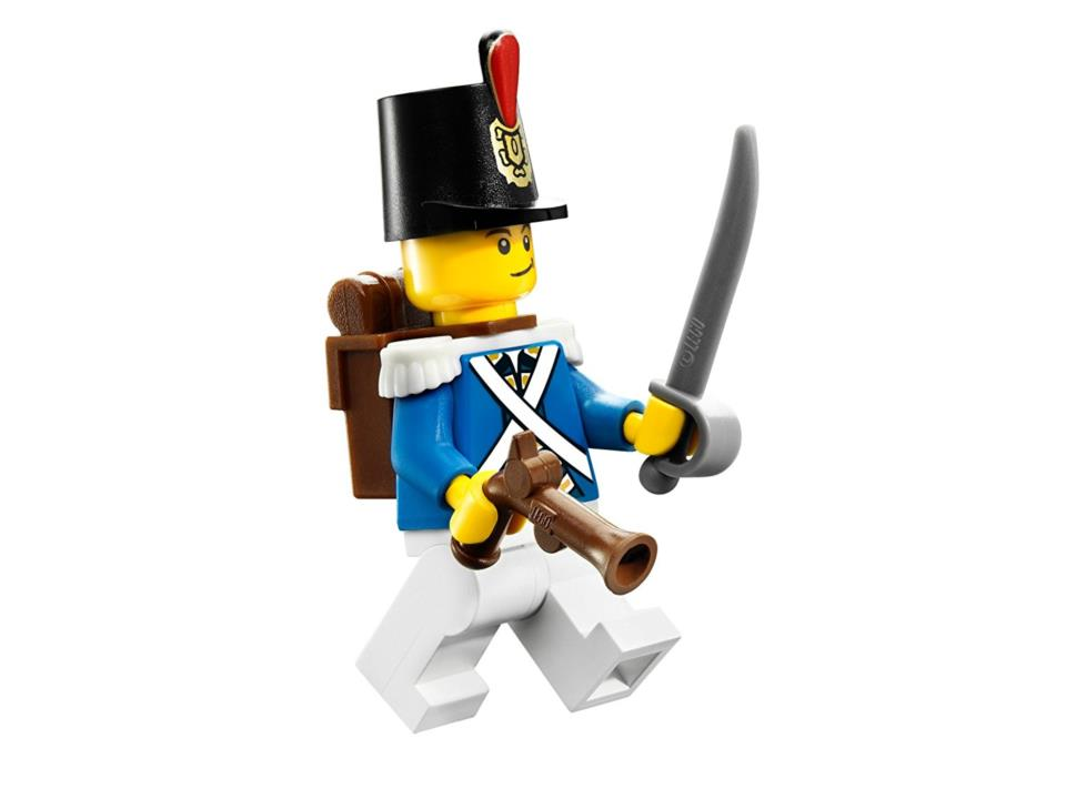 Pirates: Bluecoat Soldier