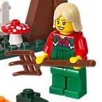 Seasonal: Fall Blonde Woman