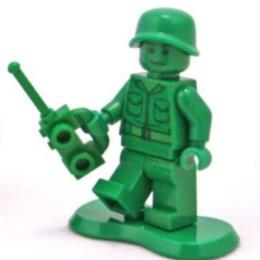 Toy Story: Green Army Man