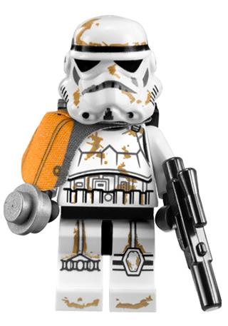 Star Wars: Sandtrooper Squad Leader