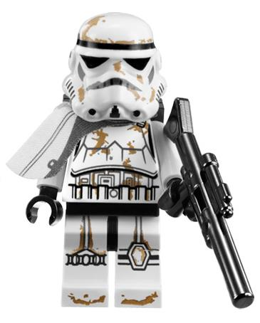 Star Wars: Sandtrooper Sergeant