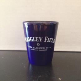 Wrigley Field Shot Glass