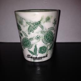 Savannah Georgia Shot Glass